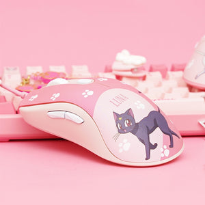 Crystal Luna and Artemis Mouse PN2253