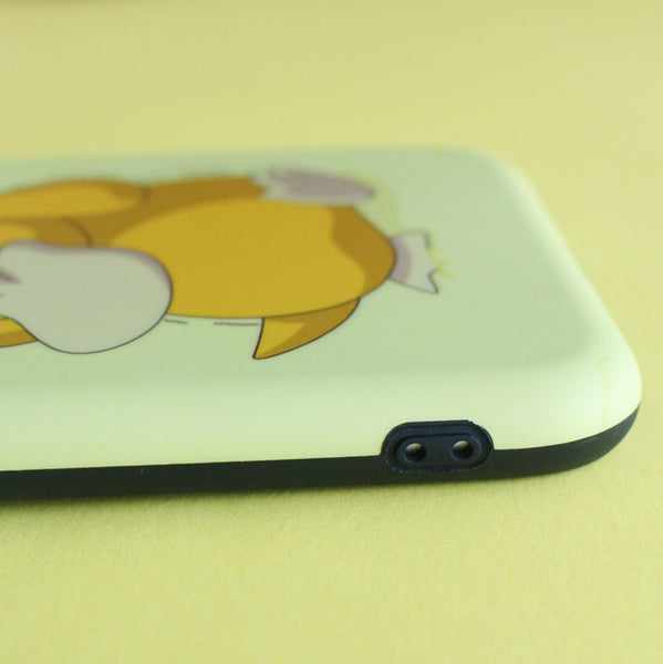 Cute Pikachu Phone Case for iphone 7/7plus/8/8plus/X/XS/XS Max/11/11pro/11pro Max PN2239