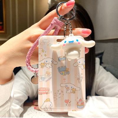 Cute Dog Card Holder PN3647