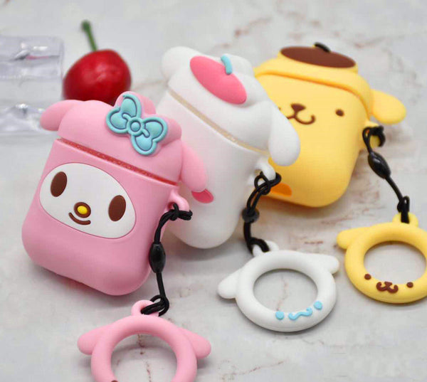 Cartoon My Melody Airpods Case For Iphone PN1286
