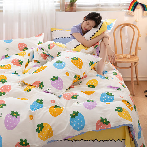 Sweet Strawberry Bedding Set PN3571