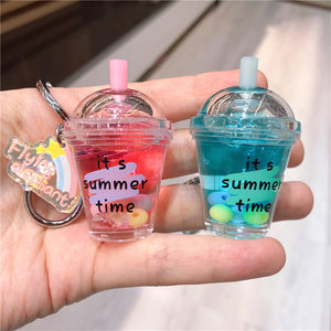 Lovely Bubble Tea Key Chain PN2409
