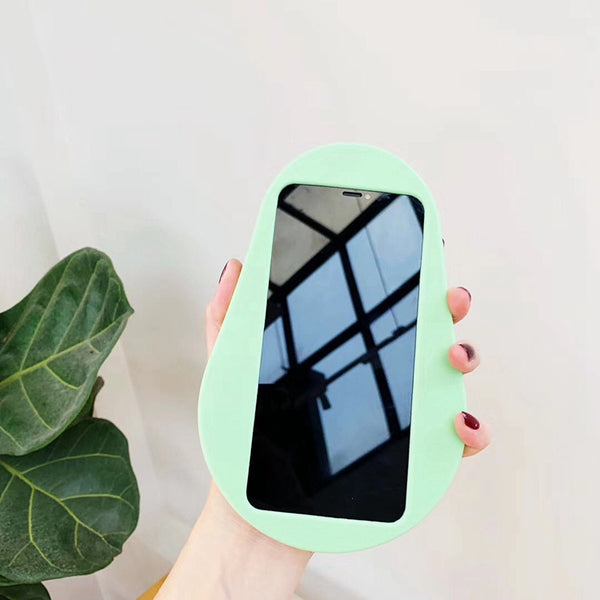 Lovely Avocado Phone Case for iphone 6/6s/6plus/7/7plus/8/8P/X/XS/XR/XS Max PN1739