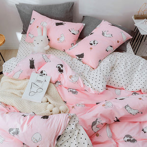 Lovely Cats Bedding Set PN1899