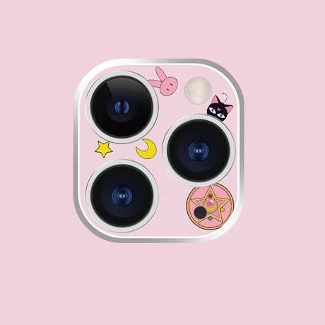 Sailormoon phone Lens Sticker for Iphone 11/11pro/11pro max PN2337