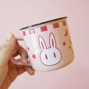 Kawaii Rabbit Mug Cups PN1894