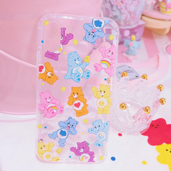 Bears Phone Case for iphone 6/6s/6plus/7/7plus/8/8P/X/XS/XR/XS Max/11/11pro/11pro max PN1502