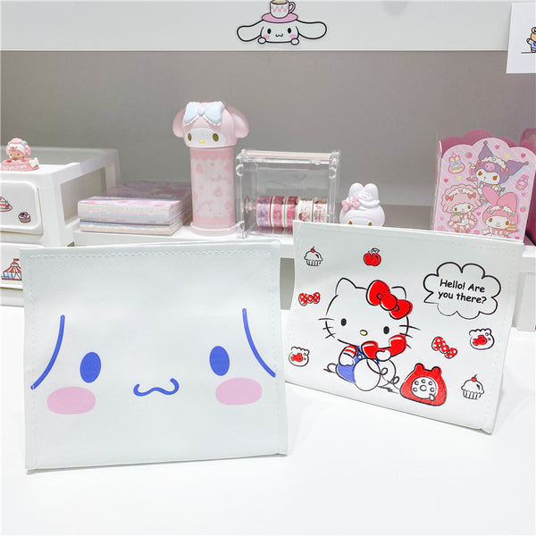 Cartoon Facial Tissues Box PN2908