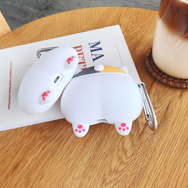 Lovely Cat's Ass Airpods Case For Iphone PN1721