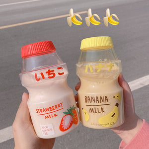 Strawberry Milk Bottle Water Bottle PN2187