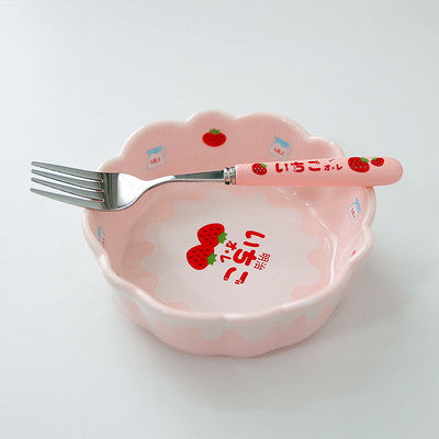 Sakura Strawberry Bowl PN1460