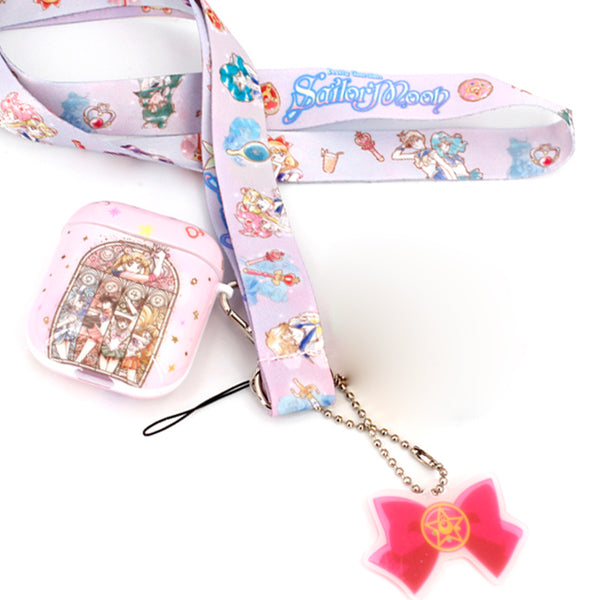 Sailormoon Airpods Case For Iphone PN2476