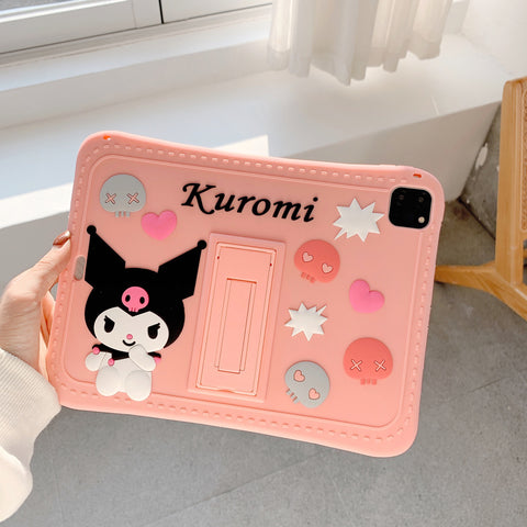Cute Anime Ipad Protect Case PN3534
