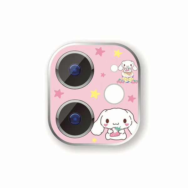 Cartoon Bear phone Lens Sticker for Iphone 11/11pro/11pro max PN2499