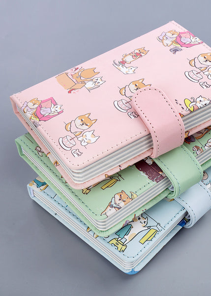 Lovely Corgi Notebook PN2441