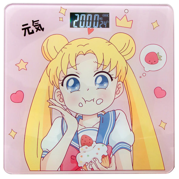 Sailormoon Electronic Weight Scale PN1207