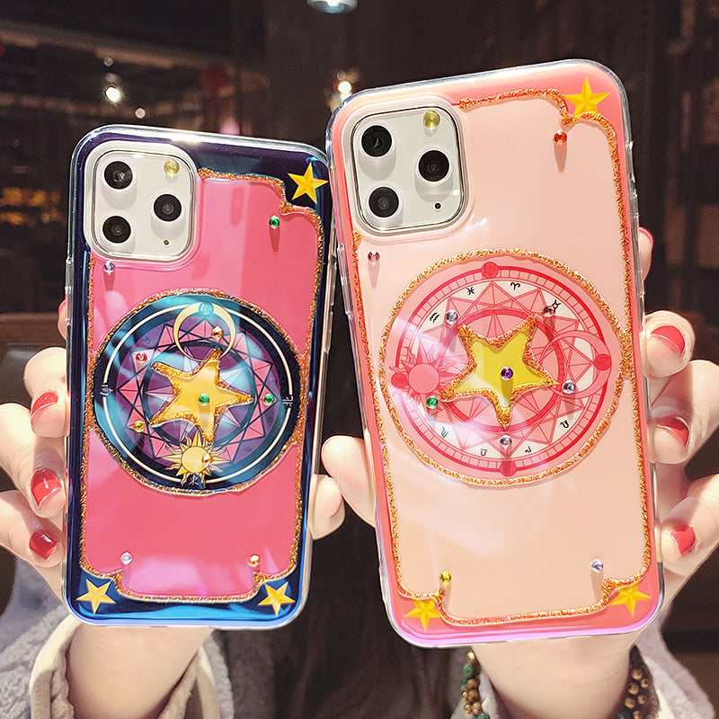 Sailormoon Phone Case for iphone 7/7plus/8/8P/X/XS/XR/XS Max/11/11pro/11pro max PN2268
