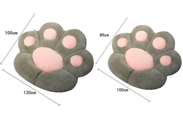 Lovely Cat Paw Mat PN3376