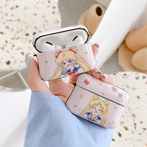 Lovely Usagi Airpods Case For Iphone PN2719