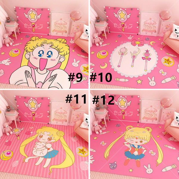 Fashion Sailormoon Carpet/Mat PN2396