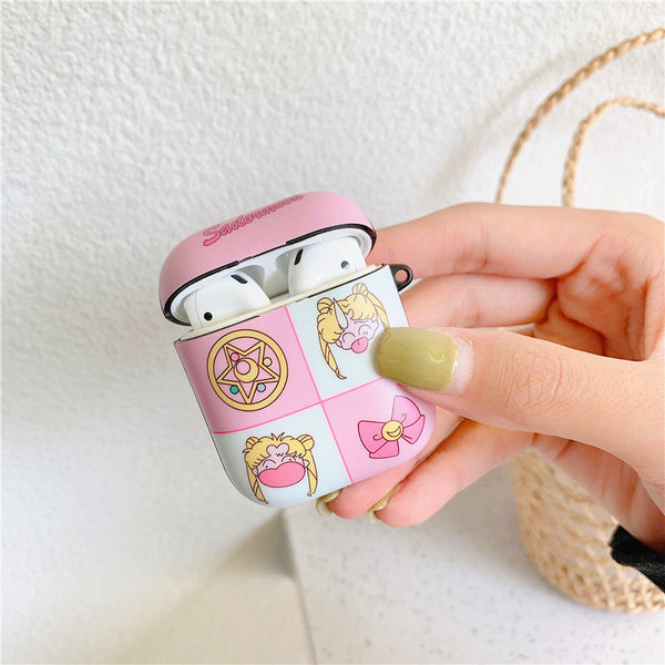 Sailormoon Airpods Case For Iphone PN1553