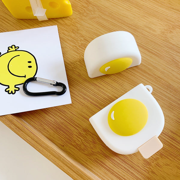 Double Egg Ice Cream Airpods Case For Iphone PN1475