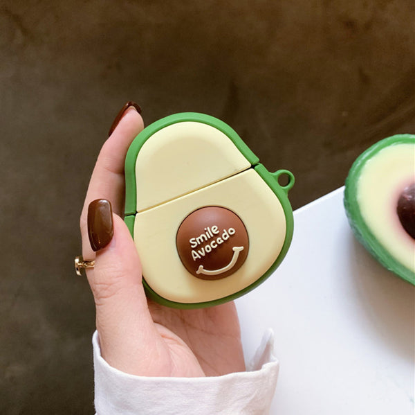 Avocado Airpods Case For Iphone PN1290