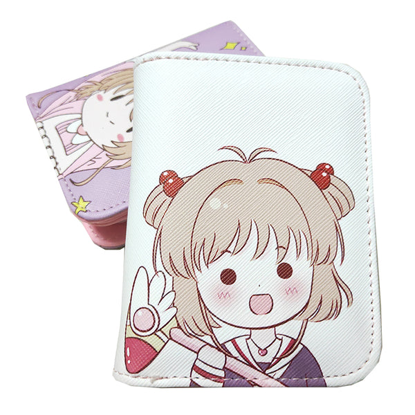Kawaii Sakura Girl Purse PN1651