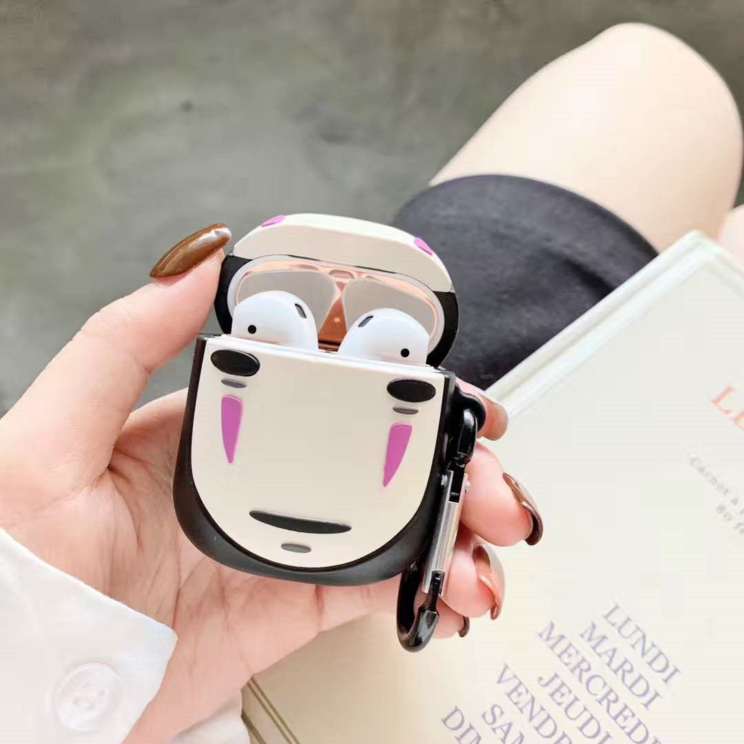 No Face Man Airpods Case For Iphone PN1394