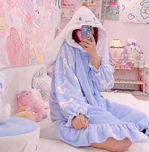 Kawaii Anime Winter Pajamas Dress PN3445
