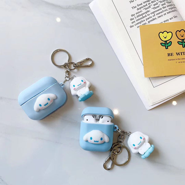 Cartoon Airpods Case For Iphone PN2365