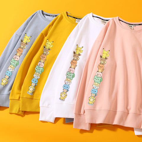 Cartoon Pokemon Hoodie PN1795