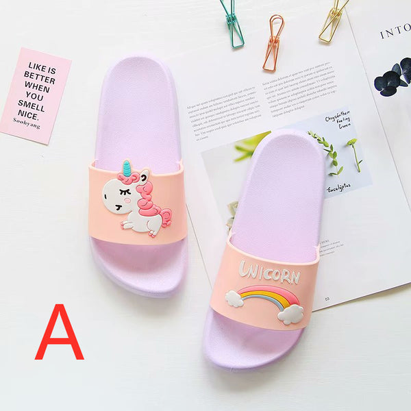 Kawaii Unicorn Slippers PN1330
