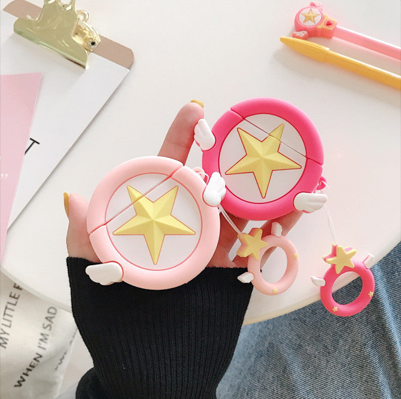 Sakura Star Airpods Case For Iphone PN1255