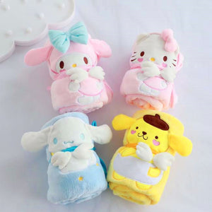 Cute Cartoon Blanket PN0777