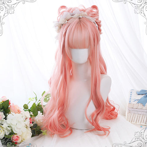 Fashion Lolita Cos Pastel Wig PN1912