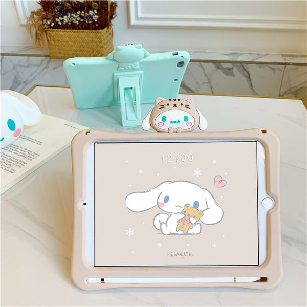 Kawaii Dog Ipad Protect Case PN2704