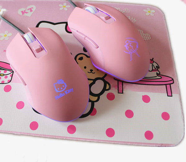 Usagi and Hellokitty Mouse PN1175