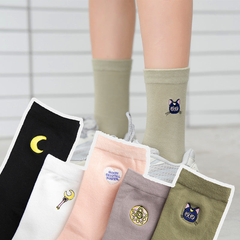 Fashion Sailormoon Socks PN1698