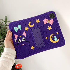 Cute Luna Ipad Protect Case PN3535