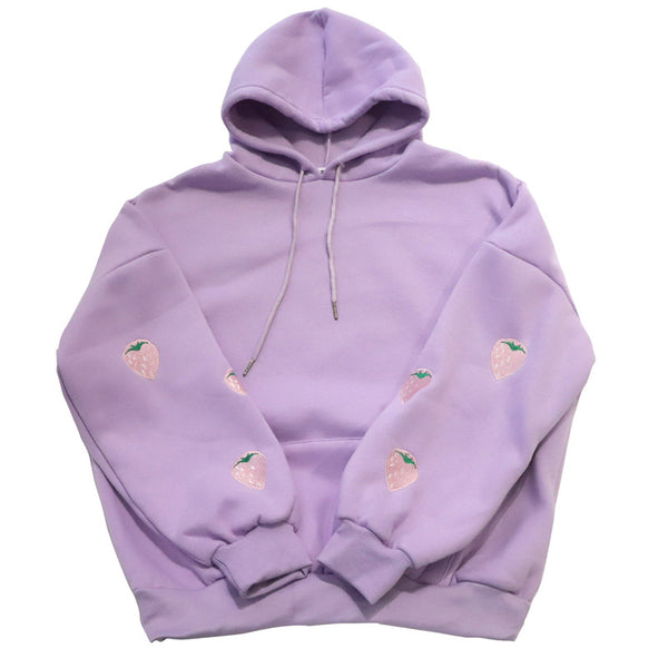 Fashion Strawberry Hoodie PN1997