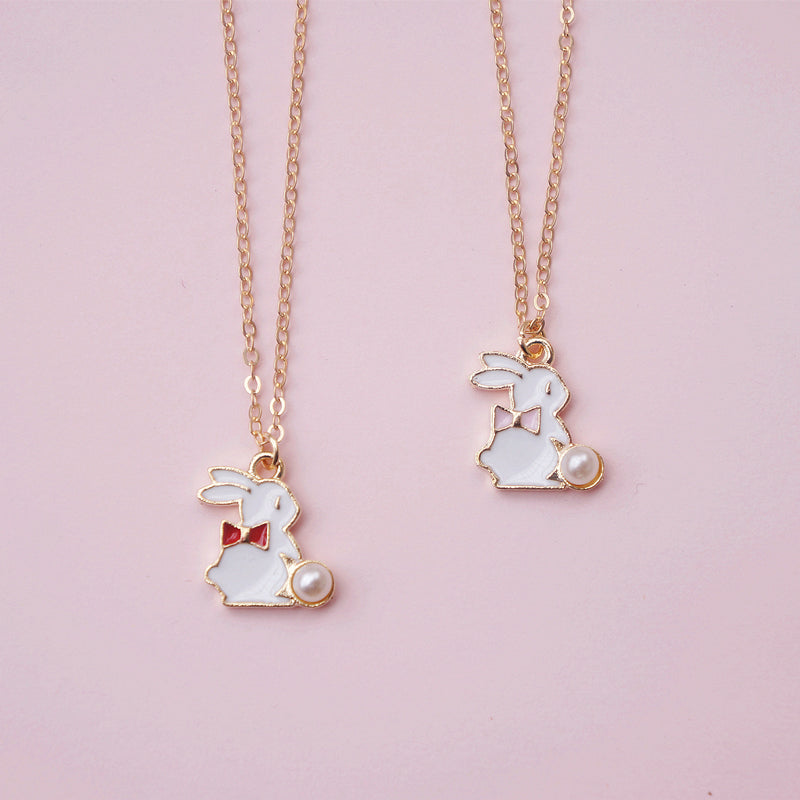 Kawaii Rabbit Necklace PN2718