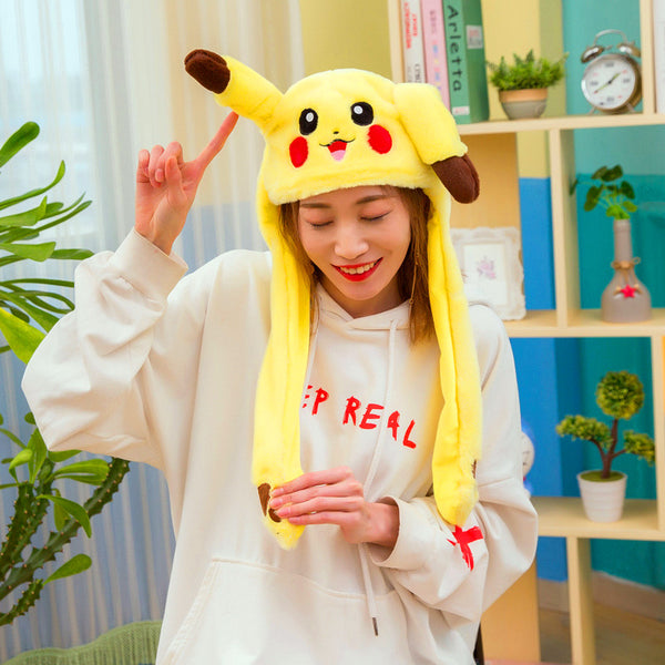 Lovely Pikachu Hat PN0978