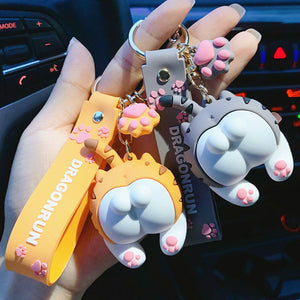 Cute Corgi Key Chain PN2481