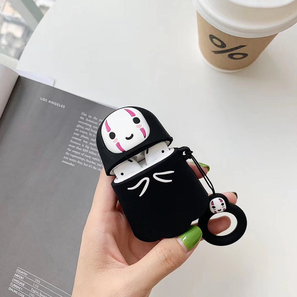 No Face Man Airpods Case For Iphone PN1429