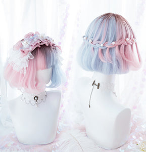 Fashion Lolita Short Wig PN2624