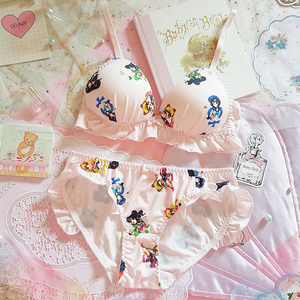 Fashion Sailormoon Underwear Suits PN2116