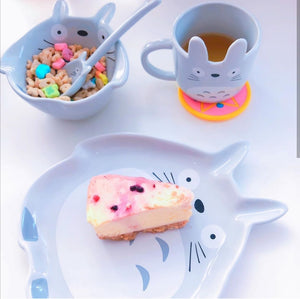 Cute Totoro Ceramic Tableware PN0420