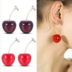 Fashion Cherry Earrings PN2491
