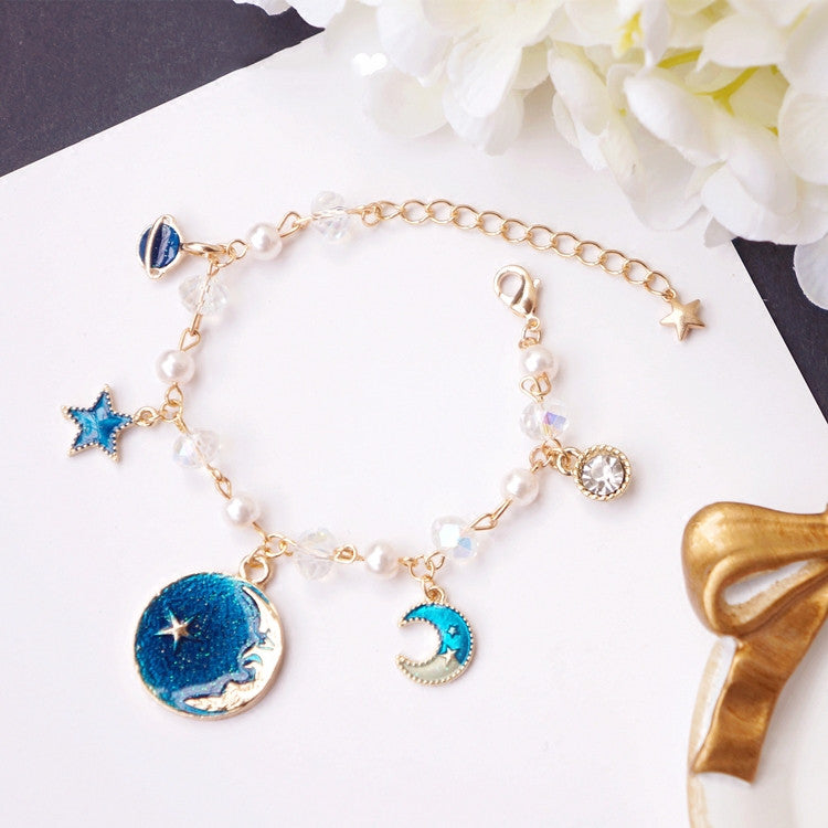 Fashion Moon and Stars Bracelet PN1503
